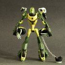 Transformers Animated Oil Slick Deluxe Class Loose Complete Mint Hasbro