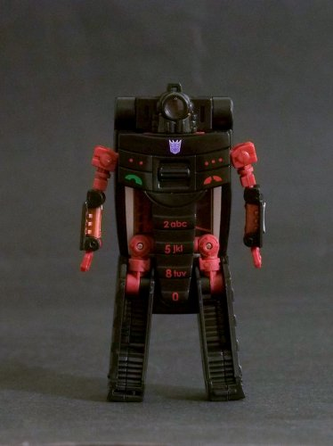 Transformers Movie Wire Tap V20 Real Gear Robots Hasbro