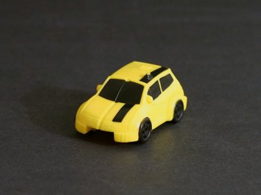 Transformers Animated Bumblebee McDonalds Happy Meal Toy