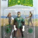 Green Lantern DC Direct Collectible Figure w Ring Prop Replica 1st JLA Universe