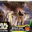Star Wars POTF Mynock Hunt (Han Solo, Leia, Chewie) Vintage (1998) Kenner Power Force Multipack