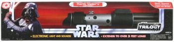 Star Wars FX Lightsaber Darth Vader Costume Roleplay Prop Replica Light Sound