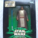 Hasbro 84138 Star Wars Mace Windu Jedi Master E1 TPM Preview POTF Mail Away Kenner MISB