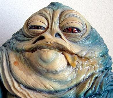 Star Wars Jabba Statue ROTJ Lucasfilm Prop Replicas Sideshow GG Attakus