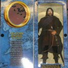 "Aragorn Strider Lotr 12"" Figure 1:6 Collector Doll, Fellowship 9 - Asmus Sideshow Scale"