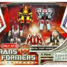 G1 Classic Universe Legends Team Leaders Exclusive 5-Pack MISB Transformers Hasbro Takara