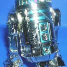 Star Wars 25th Anniv OTC Silver Chrome R2-D2 Astromech Droid TRU 2002 AFA