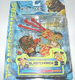 Blastcharge Transformers Universe Beast Machine Wars Deluxe Vehicon
