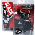 "Guns N' Roses Slash McFarlane Deluxe 6"" Figure 2005 Spawn • Guitar Stage Set • Saul Hudson"