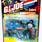 2002 GI Joe vs Cobra Shipwreck BAT Trooper w Comic ARAH Hasbro