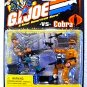 """General Tomahawk Headman 2-Pack Gi Joe vs Cobra 2002 Hasbro arah 20th 3.75"""""""