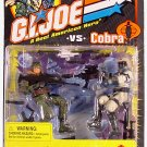"Frostbite Neo Viper GI Joe vs Cobra 2-Pack 2002 Hasbro arah 20th 3.75"" 1:18"