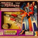 Transformers G1 Starscream MISB Vintage Jet AFA Reissue TRU Exclusive 2002