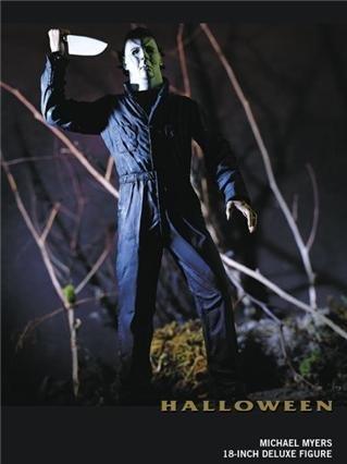 "Halloween Michael Myers 18"" Statue Figure MISB 1/4 Scale Neca McFarlane"