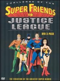 Hanna Barbera Super Friends to Justice League DVD Box Set Animated Cartoons New Sealed