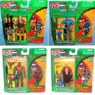GI Joe Cobra Special Mission Disc Exclusive Lot 8 Figures/CD-ROM DVD Set (Marvel/Sunbow Animation)