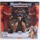 '04 Universe Nemesis Prime (Black Convoy) Ultra Mammoth | Beast Wars Japan Transformers C-35