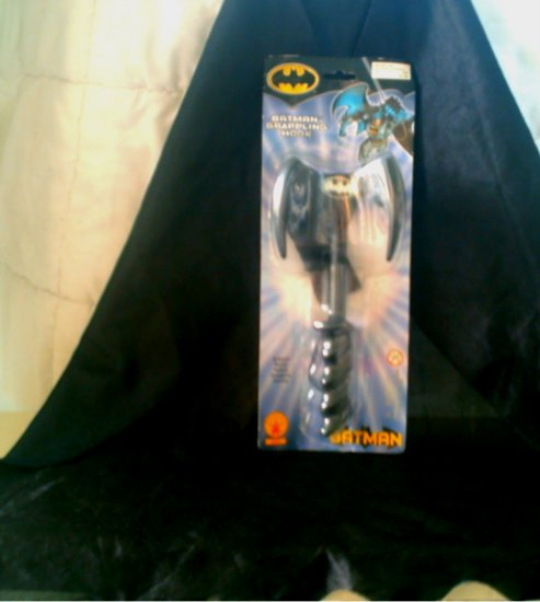 Batman Accessory Set Cape Utility Belt Hook - boys costume cosplay dress up � DC Comics Superhero