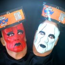 TNA WCW Wrestling | SPFX Latex Mask Set | Sting Hulk Hogan Flair WWF WWE | Halloween Costume
