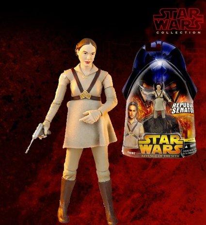 Padme Amidala Senator Pregnant Star Wars Rots Revenge of the Sith MOC