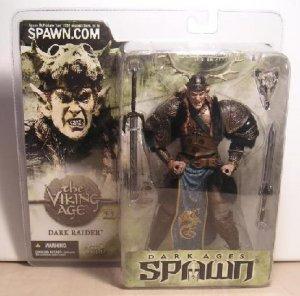 "McFarlane Spawn 22 Dark Ages: The Viking Age Dark Raider 6"" AF"