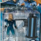 Invisible Woman Fantastic Four Series 2 Figure Marvel ToyBiz 2005 Jessica Alba