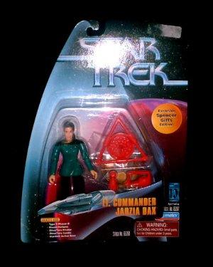 Star Trek DS9 Lt. Dax Spencer Gift/Euro Exclusive Figure 1997 Playmates