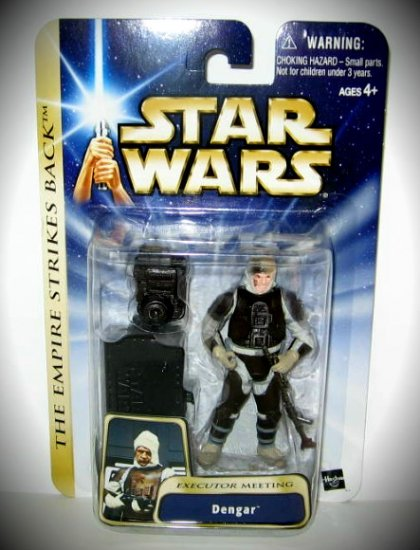 Dengar Star Wars ESB Empire 84771 Hasbro '04 Saga (Executor Meeting) 3 3/4""