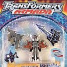 Unicron Mini-Con Air Military Team 2002 Transformers Armada RID G1 Micro