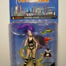 Futurama Moore Creations Swimsuit Leela Nibbler Collectible Card Sample Toyfare 1/1000