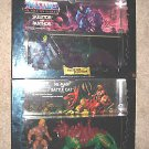 MOTU Vintage He-Man Battle Cat Skeletor Panthor Giftset 2-Packs MISB