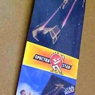Luke X-Wing Vader Tie Fighter Death Star Star Wars Vintage 1994 Spectra Kite w/ flight line-winder
