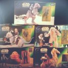 Star Wars Beast Lot Kenner Han TaunTaun Luke Wampa Jabba Vintage Trilogy