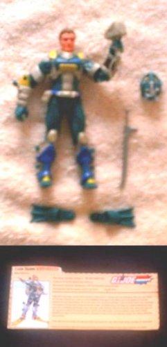 """GI Joe vs Cobra 2002 Wetsuit Variant (v8) Complete + FC, 20th Anniversary 3.75"""" AF"""