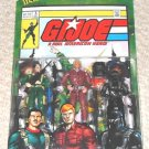 GI Joe Comic 3 Pack Marvel #4 Zap Grunt Snake Eyes ARAH Valor vs Venom 60496