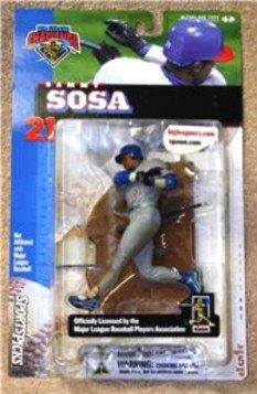 Sammy Sosa Mlb McFarlane Sports #21 Chicago Cubs [Baseball figurine]