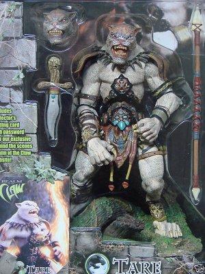 Stan Winston Creatures Tare Realm of the Claw   MOTU Conan Thundercats