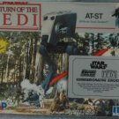 Amt-Ertl Star Wars RotJ AT-ST Walker model kit [sealed] Vintage 1992 Return Jedi 8734