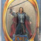 "LotR Aragorn Pelennor Fields-Toybiz 6"" Action Figure MIP-RotK-Return King 2003"