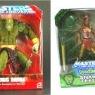 MOTU He-Man Mailaway Teela Moss Man 200X Classic +Bonus Masters Universe