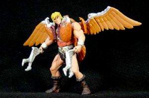 2002 MotU He-Man Flight Pack Fight Pak, 200x Modern Classics Masters Universe (DCC47221)