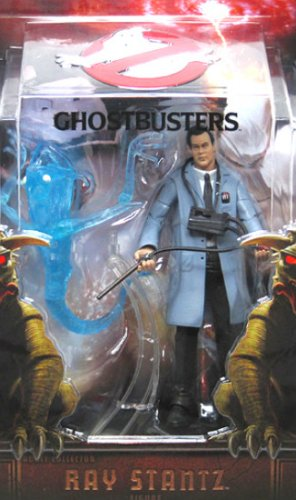 """Mattel Ghostbusters Matty Collector Ray Stantz 6"""" AF-Movie Masters Classics"""