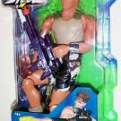 "Max Steel 2001 Mattel Mission Adventure Amazon Blaster 12"" AF-Big Jim-Gi Joe 1/6"