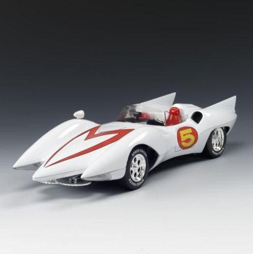 1:18 Speed Racer Mach 5 35th Diecast Car RC-Ertl Joyride
