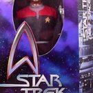 "Capt. Sisko 12"" Collector Doll, Star Trek DS9, 1/6 scale AF, Playmates Deep Space Nine, Avery Brooks"