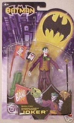 """DC Classic Joker Batman 6"""" Series Mattel DCUC Superheroes Four Horsemen 03868"""