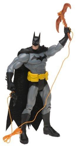DC Superheroes Batman Grey/Black figure [MOC] Mattel Universe Classics