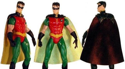 "Batman Battleboard Robin (Tim Drake)-DC Universe Classics 6"" AF dcuc Mattel 2003 [Purple Card]"