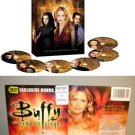 Buffy Season 6 Complete DVD Set + BTVS 10th Anniv Cast Panel 2008 Paley