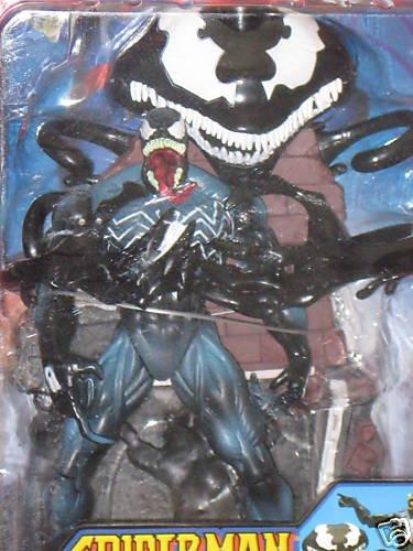 Marvel ASM Spider-Man Classics Venom Symbiote Spiderman Legends 6in Action Figure